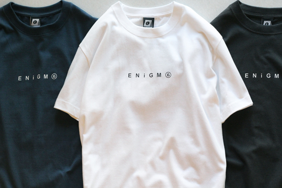 ENiGMa (エニグマ)  FULL OF LOVE TEE