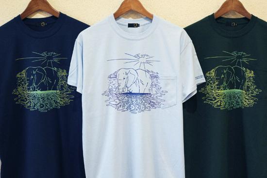 GREENCLOTHING (グリーンクロージング) 2017SUMMER DAY DREAM Tシャツ