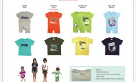 GREENCLOTHING キッズTシャツ&ロンパース