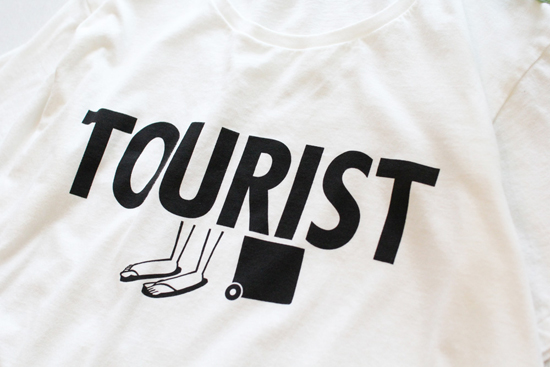 PIG&ROOSTER (ピッグアンドルースター) TOURIST TEE