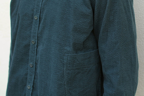 REMILLA (レミーラ)  コールデクトシャツ
