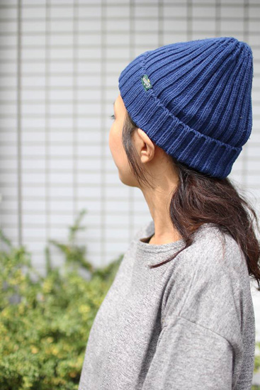 GOHEMP (ゴーヘンプ) RIB WATCH CAP