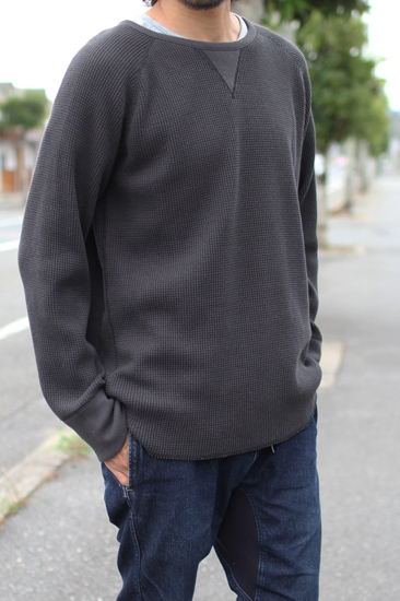 GOHEMP (ゴーヘンプ) MEN'S DAILY L/SL