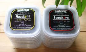 "KASHIWAX""MAZUKORE""&""TSUGIKORE""ワックスセット特別価格版"