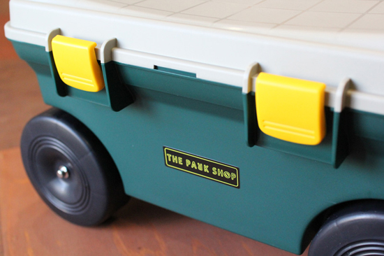 "THE PARK SHOP ""PARKRANGER BOXCART"""