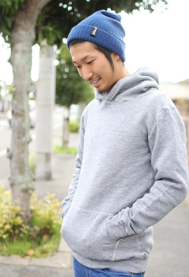 YETINA (イエティナ) PULLOVER HOODIE