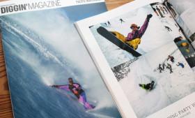 DIGGIN'MAGAZINE ISSUE09 PACIFIC NORTHWEST