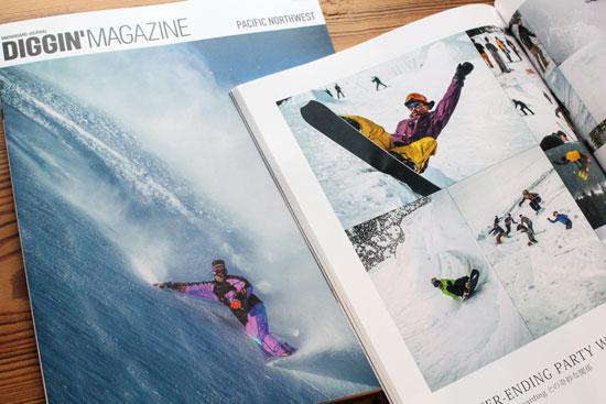 Diggin Magazine Issue09 Pacific Northwest