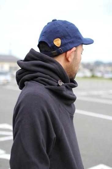GOHEMP (ゴーヘンプ)  ROADIE CAP