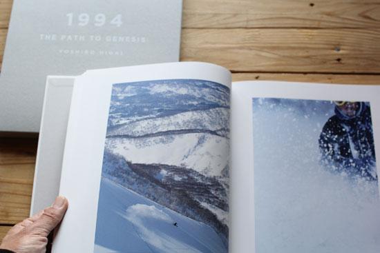 樋貝吉郎写真集『1994 THE PATH TO GENESIS』yoshiro higai