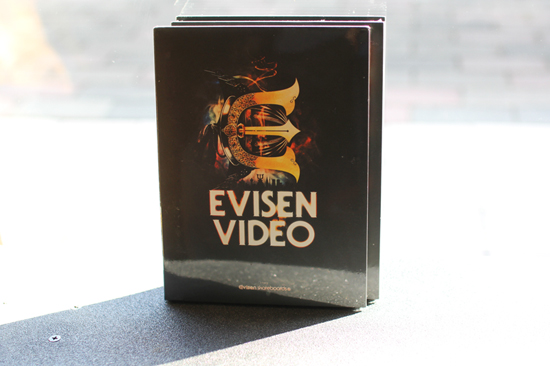 EVISEN (エビセン) skateboards「EVISEN VIDEO」