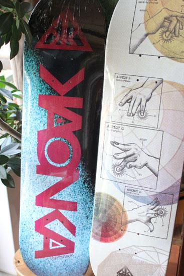 KAONKA (カオンカ) デッキ TEAM BAR SWALLOW