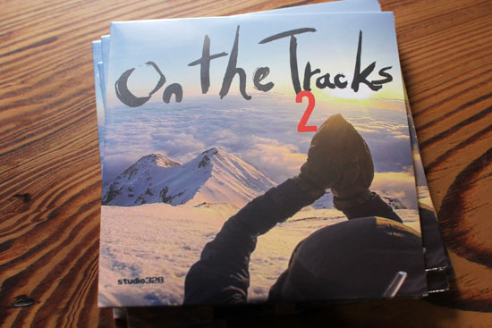 SNOW DVD『ON THE TRACKS 2』入荷