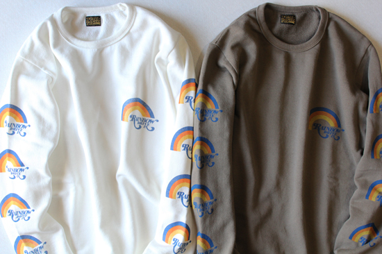 PIG&ROOSTER×RAINBOW DRIVE-IN 再入荷