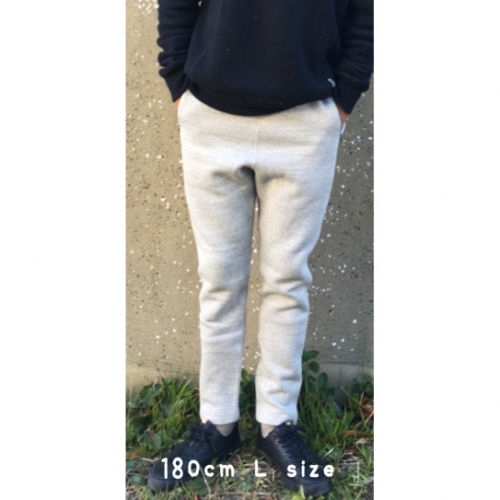 RULEZPEEPS (ルールズピープス) SMILE WOOL JOGGER
