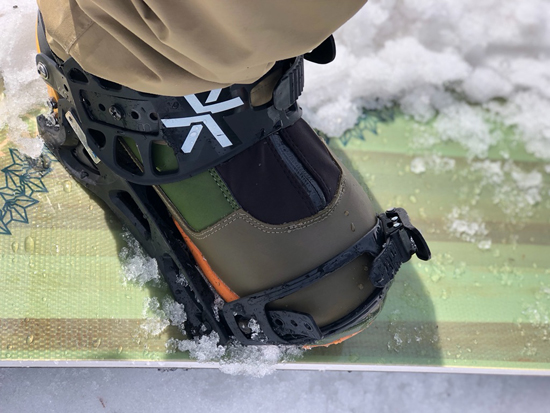 K2 18-19 TARO TAMAI SNOWSURFER TT ブーツ