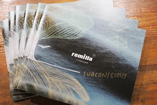 remilla2018春夏カタログ
