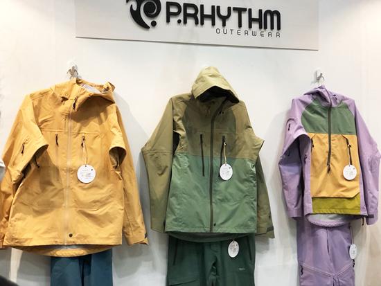 P.RHYTHM (プリズム) 18-19 早期予約受付