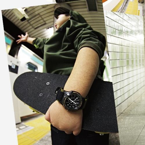 THE PARK SHOP (ザ パークショップ) WARTERBOY WATCH