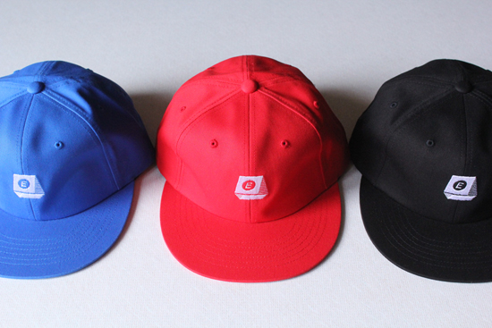 ENiGM@ (エニグマ) TYPEWRITER LOGO 6 PANEL CAP