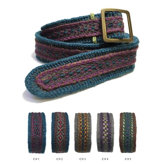 GREENCLOTHING (グリーンクロージング) 刺繍ベルト