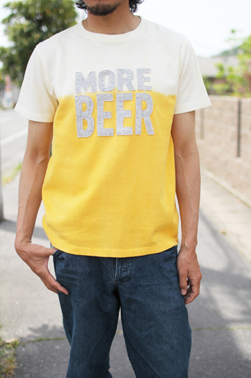 JAVARA (ジャバラ) MORE BEER TEE