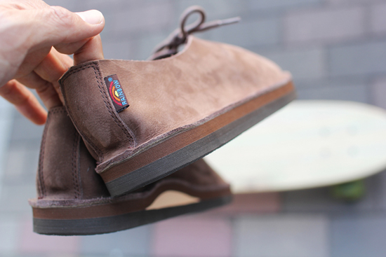 RAINBOW (レインボー) THE MOCCA SHOE