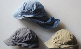 remilla シャンブレーシコロ帽