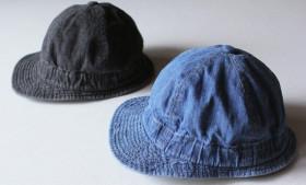 REMILLA OVAL DENIM CAP