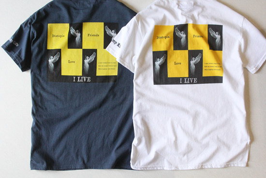 ENiGMa (エニグマ) LIVE LIFE T-SHIRT