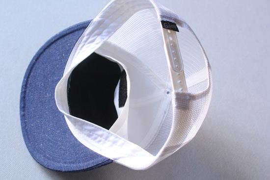 GOHEMP (ゴーヘンプ) SMILE MESH CAP