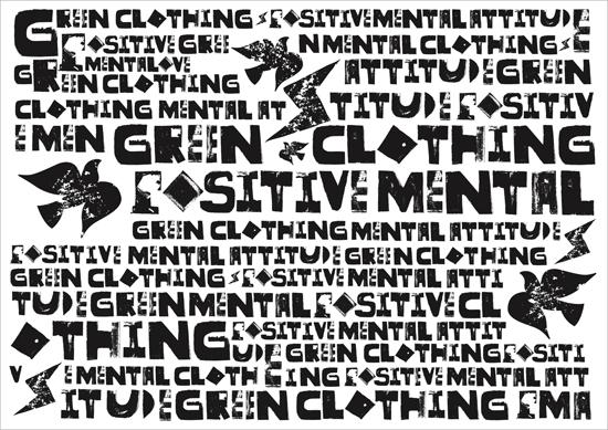 GREENCLOTHING(グリーンクロージング) × PMA 2018SPRING/SUMMER