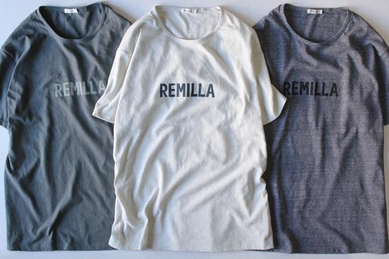 REMILLA (レミーラ) 2018S/S REMILLA TEE