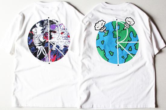 POLAR SKATE CO. ( ポーラー ) Tシャツ