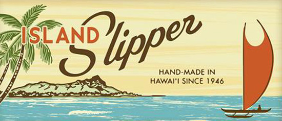 PIG&ROOSTER × ISLAND SLIPPER