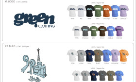 GREENCLOTHING 2018SUMMER TEE発表!!
