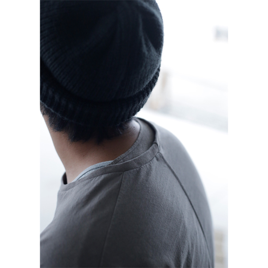 remilla ( レミーラ ) 2018A/W 予約商品 カバーネックTEE R8-3402