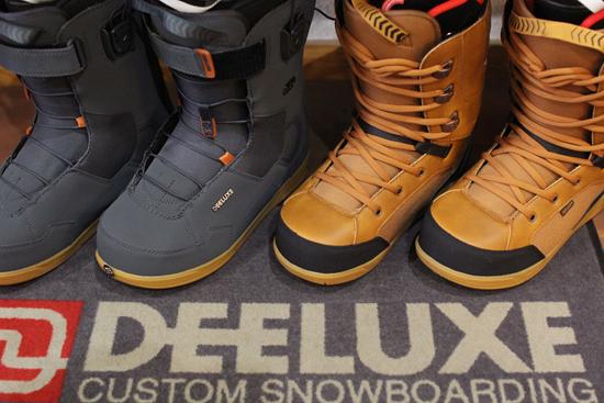 deeluxe (ディーラックス) 18-19 サーモインナー スノーボードブーツ