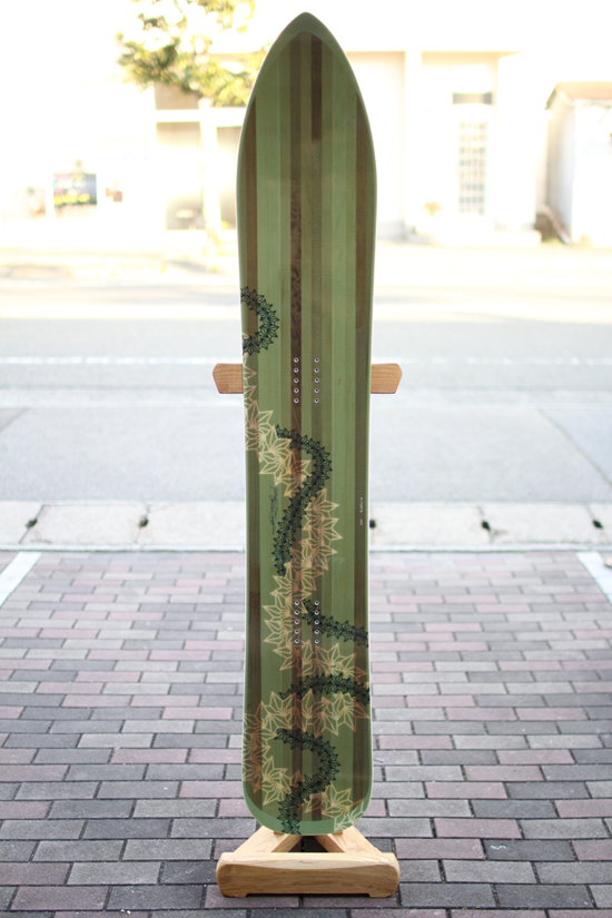 mokuemon (モクエモン) スノーボードラック 杢右衛門