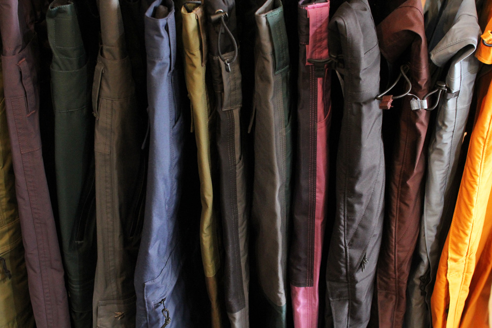 19-20 greenclothing (グリーンクロージング) work pants
