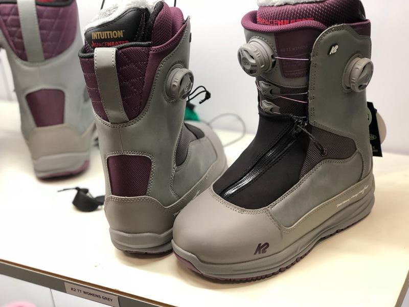 19-20 K2 TARO TAMAI SNOWSURFER BOOTS
