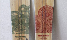 PRANA PUNKS / PEANUTS & WOODY ROCKET