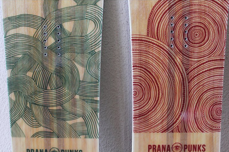PRANA PUNKS ( プラーナパンクス ) PEANUTS WOODY ROCKET