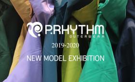 今週末!P.RHYTHM 19-20 展示試着会