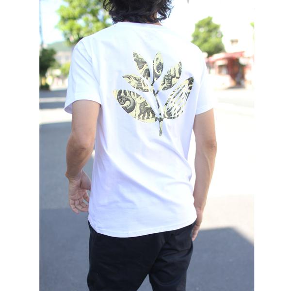 MAGENTA ( マジェンタ ) Tシャツ ZOO PLANT TEE ( WHITE )