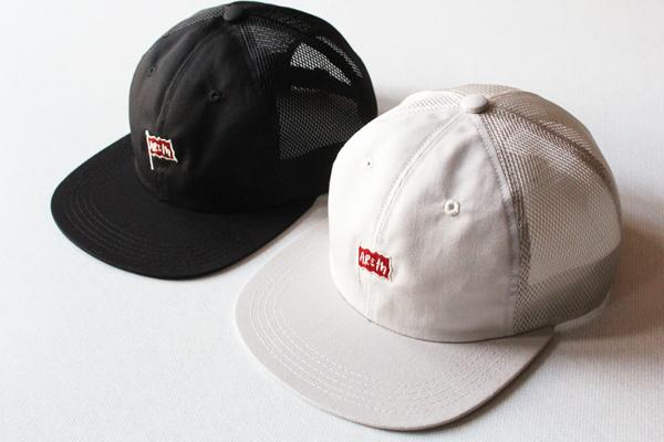 AREth ( アース ) メッシュキャップ FLAG MESH CAP