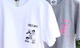 DEVADURGA ( デヴァドゥルガ ) SPICE BOYS Tシャツ