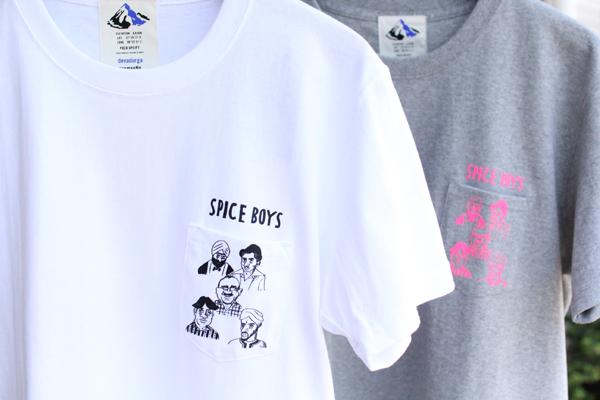 DEVADURGA ( デヴァドゥルガ ) Tシャツ SPICE BOYS