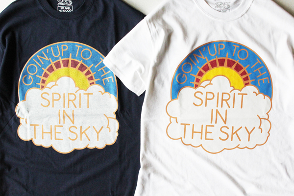 GREENCLOTHING ( グリーンクロージング ) 2019SUMMER Tシャツ MEN'S IN THE SKY #3