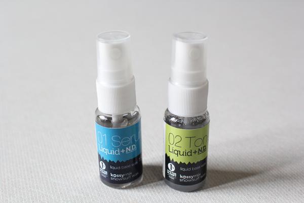 KOSSYMIX ( コシミックス ) 液体ベースワックス SERUM TONER